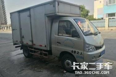 二手载货车 北汽黑豹 68马力图片