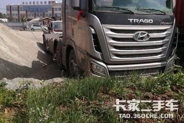 二手现代商用车 创虎XCIENT 410马力图片