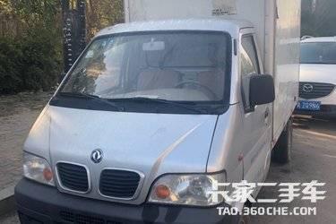 二手载货车 东风股份 110马力图片