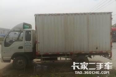 二手载货车 大运轻卡 111马力图片