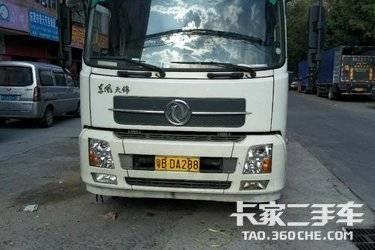 二手载货车 东风商用车 185马力图片