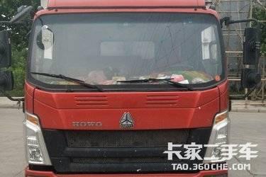 二手卡车载货车 重汽HOWO轻卡 170 马力