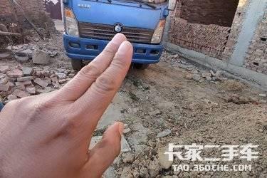 二手卡车自卸车 中国重汽 140 马力
