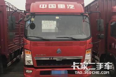 二手载货车 重汽HOWO轻卡 120马力图片