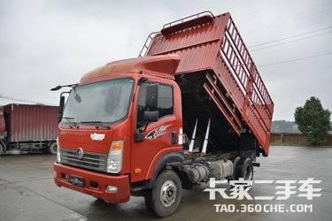 二手中国重汽成都商用车(原重汽王牌) 王牌7系 143马力图片