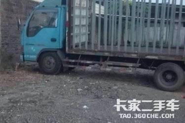 二手载货车 庆铃 90马力图片