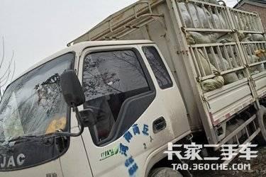 二手载货车 江淮康铃 156马力图片