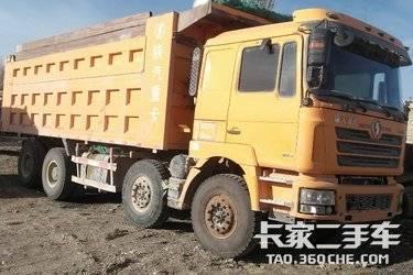 二手自卸车 陕汽重卡 380马力图片