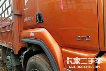 二手载货车 东风柳汽 270马力图片