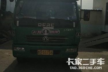 二手载货车 东风多利卡 110马力图片