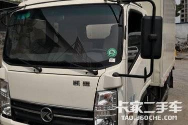 二手载货车 凯马 116马力图片