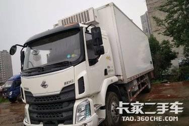 二手载货车 东风柳汽 190马力图片