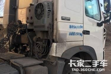 二手载货车 重汽豪沃(HOWO) 440马力图片