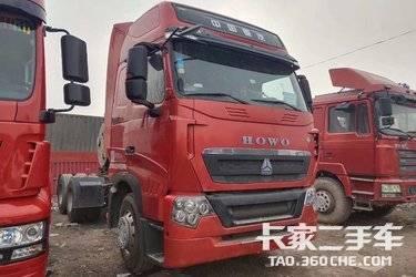 二手牵引车 重汽豪沃(HOWO) 430马力图片