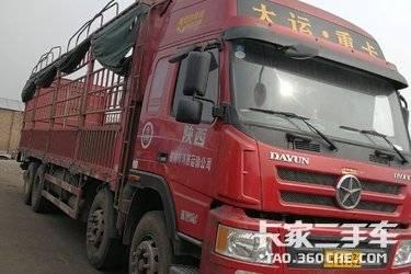 二手载货车 大运重卡 350马力图片