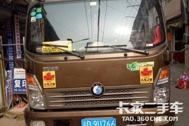 二手载货车 重汽王牌 154马力图片