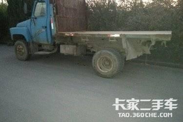 二手自卸车 北京牌 120马力图片