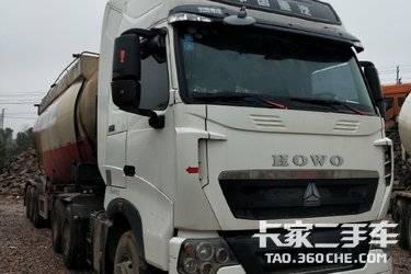 二手专用车 中国重汽 440马力图片