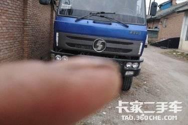 二手自卸车 陕汽重卡 160马力图片