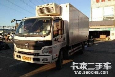 專用車 福田歐馬可 143馬力