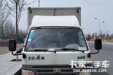 二手载货车 北京牌 103马力图片