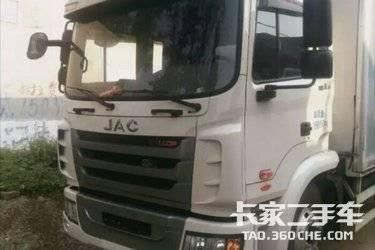 二手载货车 江淮格尔发 170马力图片