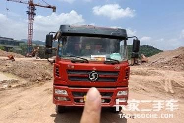 二手自卸车 陕汽商用车 300马力图片