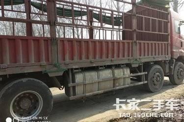 二手载货车 华菱 310马力图片