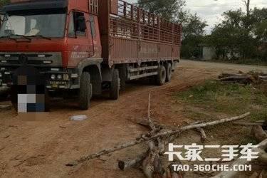 二手载货车 大运轻卡 290马力图片