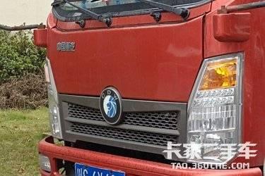 二手中国重汽成都商用车(原重汽王牌) 王牌W1 88马力图片