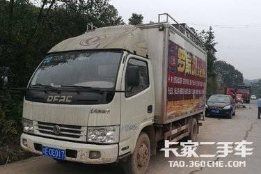 二手载货车 东风多利卡 136马力图片