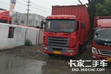 二手载货车 江淮格尔发 160马力图片