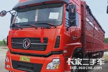 二手卡车载货车  东风商用车 350马力