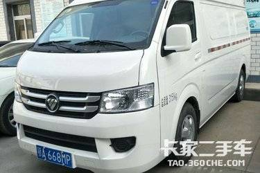 二手专用车 福田商务车 120马力图片