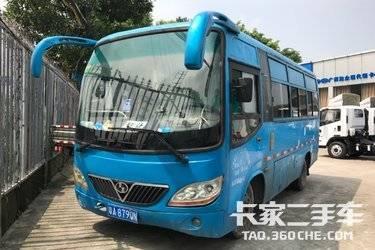 二手载货车 南京依维柯 106马力图片