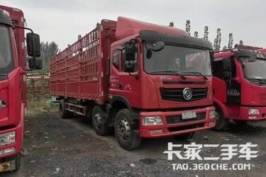 二手载货车 东风股份 210马力图片