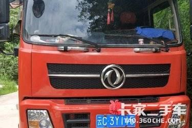 自卸車 東風商用車 160 馬力
