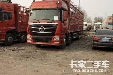 二手載貨車 福田歐曼 GTL350馬力前四后八