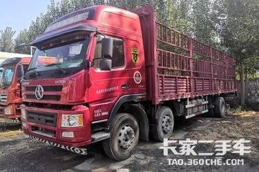 二手载货车 大运重卡 245马力图片