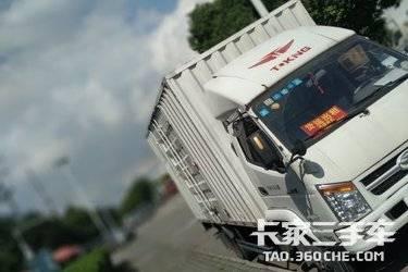 二手轻卡 唐骏汽车 88马力图片