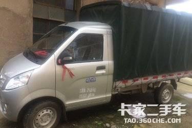 二手载货车 四川现代 170马力图片