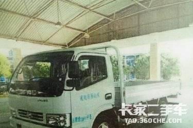二手自卸车 东风股份 50马力图片