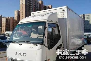 载货车 江淮骏铃 130马力