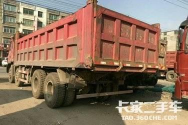 二手自卸车 江淮格尔发 290马力图片