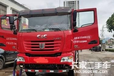 二手自卸车 联合卡车 480马力图片