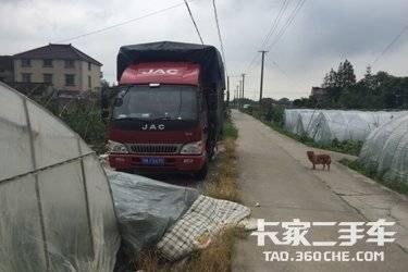 二手轻卡 江淮康铃 143马力图片
