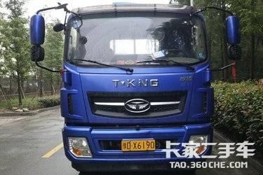二手载货车 唐骏汽车 190马力图片