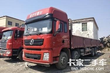 二手载货车 陕汽重卡 345马力图片