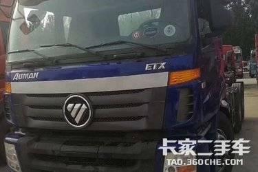 二手牵引车 福田欧曼 430马力图片