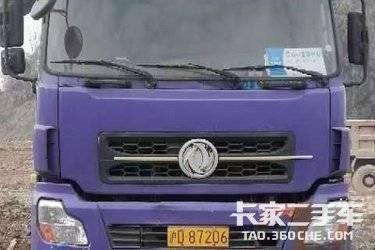 二手载货车 东风新疆(原专底/创普) 245马力图片
